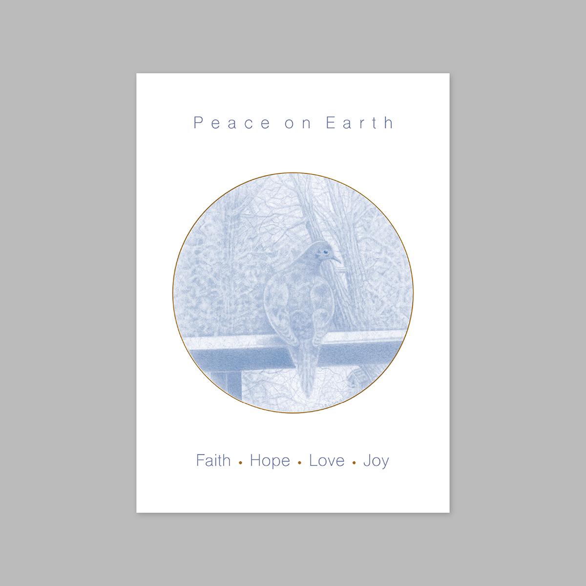 Peace on Earth by Barbara Gray