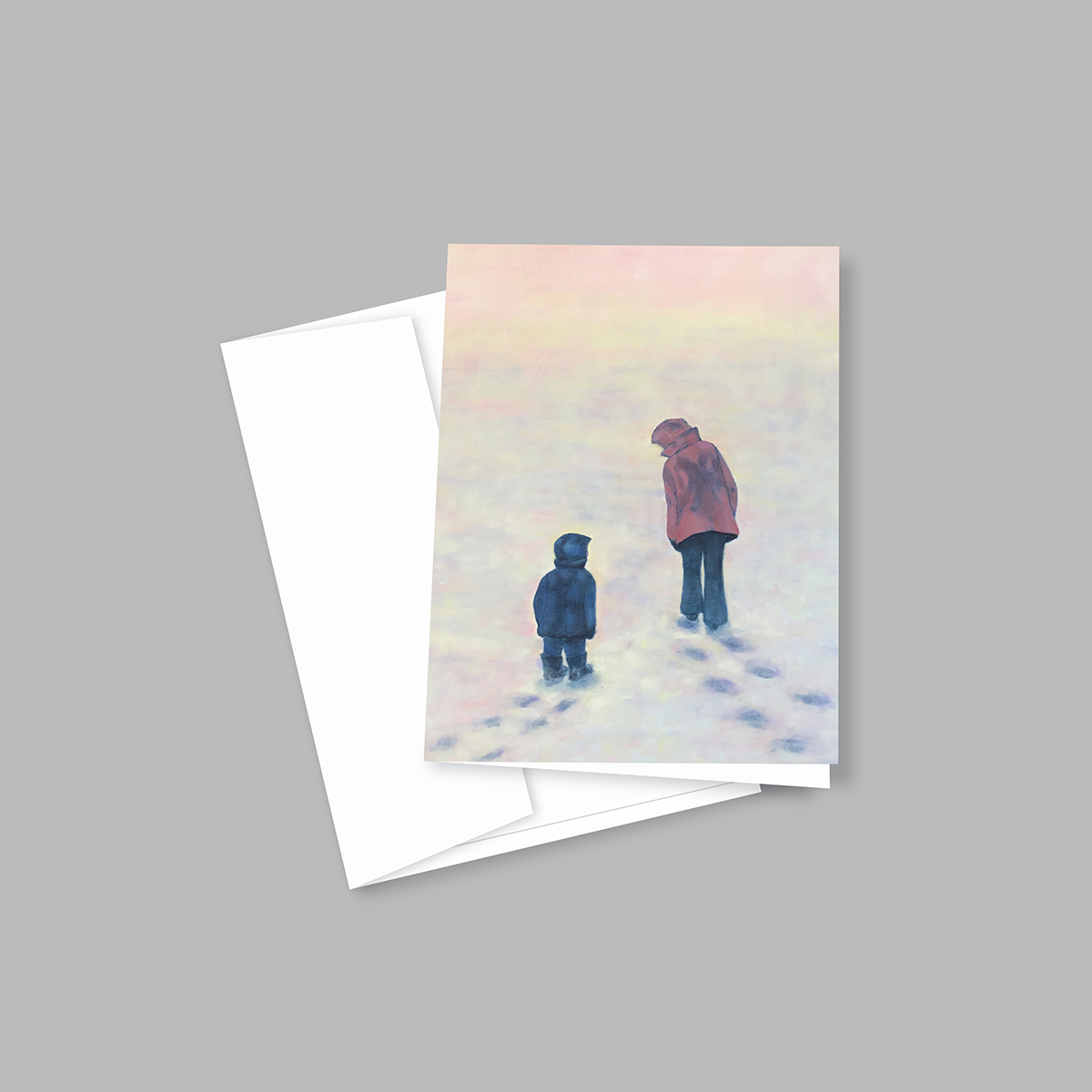 Winter IV by Ingrid Connidis