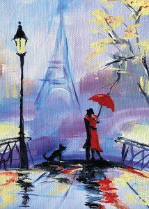 Christmas In Paris by Lynne Pinchin