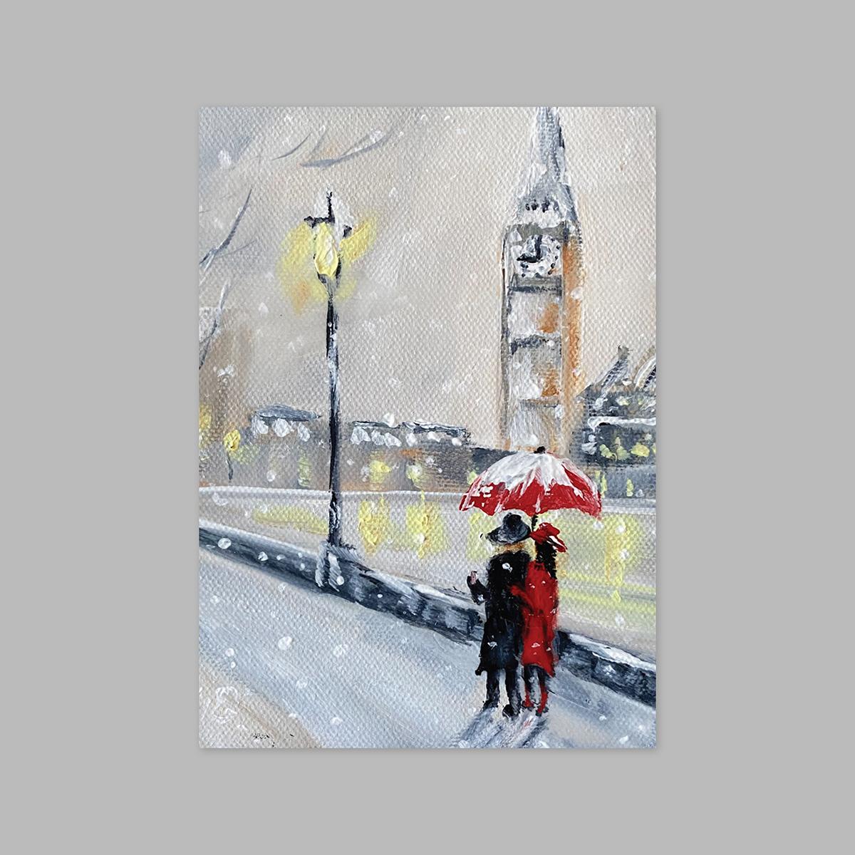Big Ben by Lynne Pinchin